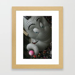 Macy's Parade I Framed Art Print