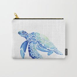 Turtle - Rising Carry-All Pouch
