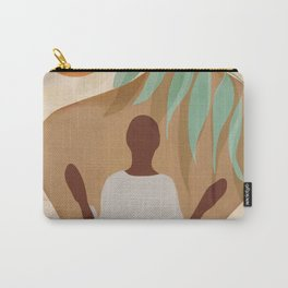 Beauty of the Sun Carry-All Pouch