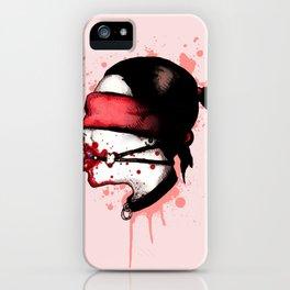 Cardio Masochism iPhone Case