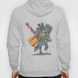 Dungeons & Dragons & DOOM Hoody