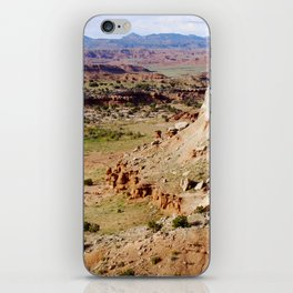 Painted Desert Valley iPhone Skin