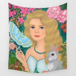 Be Free (coloring) Wall Tapestry