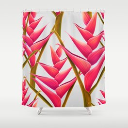flowers fantasia Shower Curtain