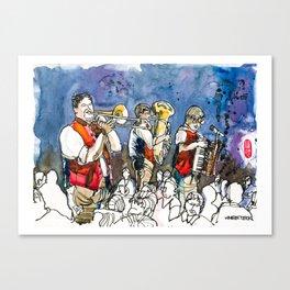 20161015d Oktoberfest Germany Canvas Print