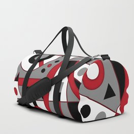 Abstract #979 Duffle Bag