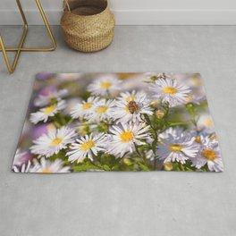 Daisy Flowers 0187 Rug