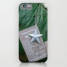 Prayers for Baby iPhone 6s Slim Case