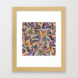 Mad Hatties Framed Art Print