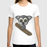koala T-shirts featuring KOALA by Ainaragm