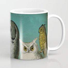 Cute Owls Coffee Mug