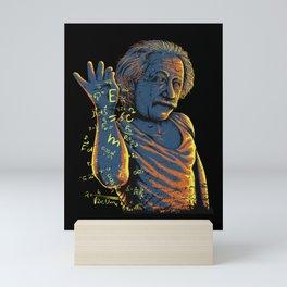 Albert Einstein Albert Einstein Mini Art Print