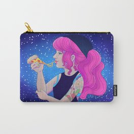 Pizza Space Carry-All Pouch