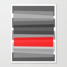 Cherry NOIR Canvas Print