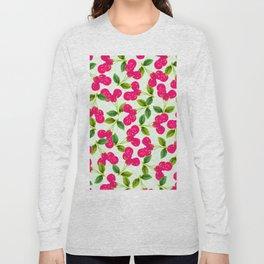 Cherry Picking #society6 #decor #buyart Long Sleeve T-shirt