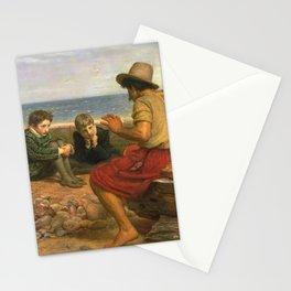 John Everett Millais - The Boyhood of Raleigh Stationery Cards