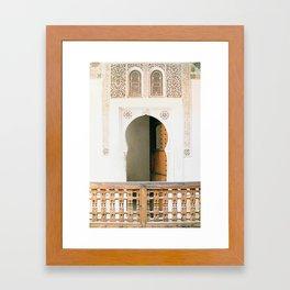 Marrakech Framed Art Print