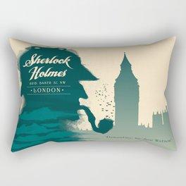 Elementary, my dear Watson. Rectangular Pillow