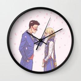 Leorio & Kurapika Wedding Wall Clock