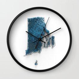 RI-PD-3D Wall Clock
