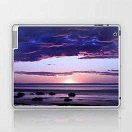 Coastal Sunset Sainte-Anne-Des-Monts Laptop & iPad Skin
