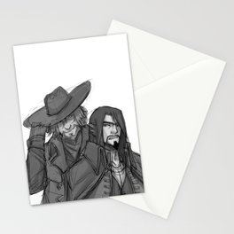 An Archer and an Oddity Stationery Cards