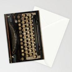 Keyboard Stationery Cards