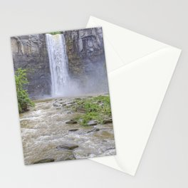 Taughannock Falls, Ithaca, NY Stationery Cards