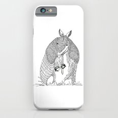 hipster 'dillo Slim Case iPhone 6s