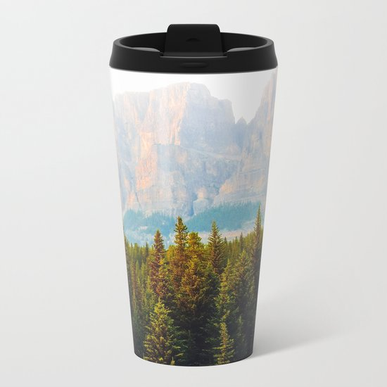 Worthwhile Adventures Metal Travel Mug