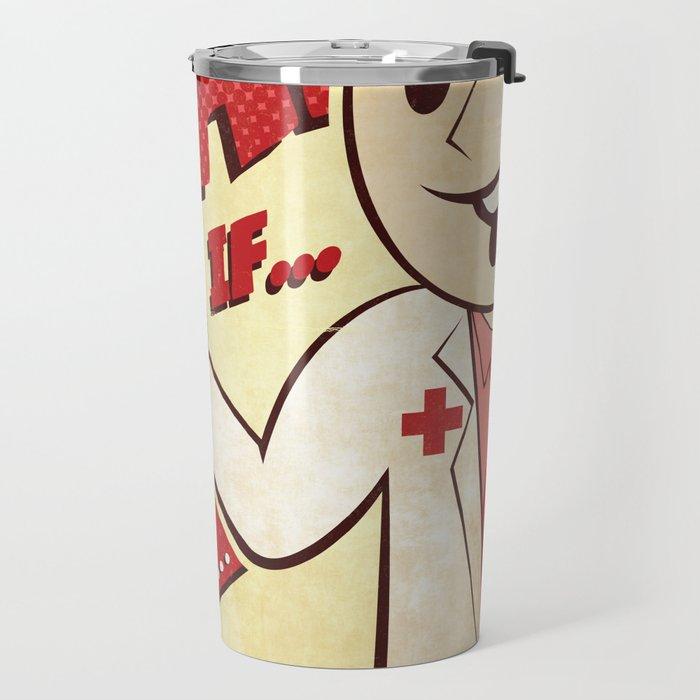 Prescription Travel Mug