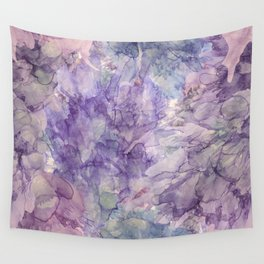 Lavender Dreams Wall Tapestry