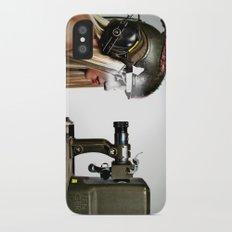 Master and Servent iPhone X Slim Case