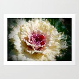 Dream flower Art Print