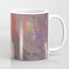 Rain Clouds on a Rainbow Sky Coffee Mug
