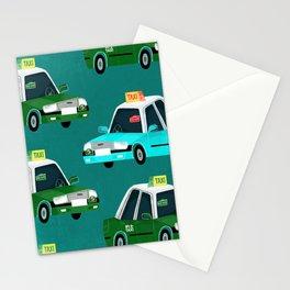 Lantau Taxi Stationery Cards
