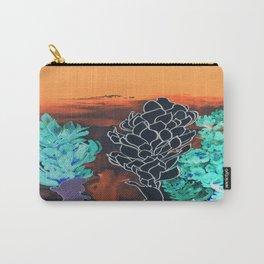 DESERT NIGHT Alpinia Purpurata Carry-All Pouch