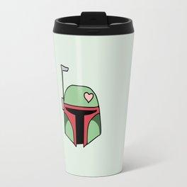 Boba Fett Valentine Travel Mug