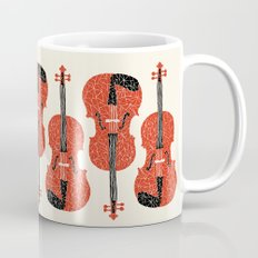 The Red Violin Mug