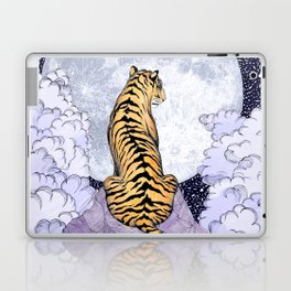 Tiger Moon | Colour Version Laptop & iPad Skin