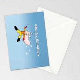 Gemma's Winter Shimmer Stationery Cards