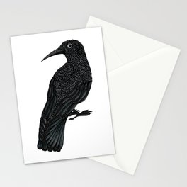 black crow Stationery Cards