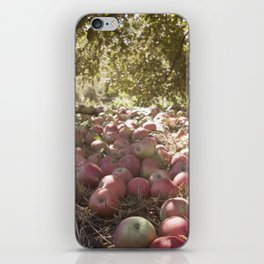 Under the Apple Tree iPhone Skin