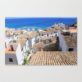 Altea Canvas Print