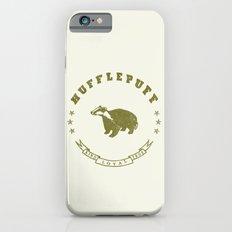 Hufflepuff House Slim Case iPhone 6