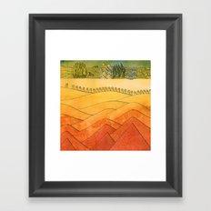 Moses Framed Art Print