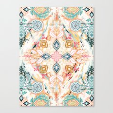 Wonderland in Spring Canvas Print