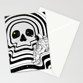 Blackout (Departure) Stationery Cards