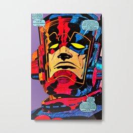 INVICTUS  Metal Print
