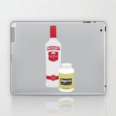 Vodka & Aspirin Laptop & iPad Skin